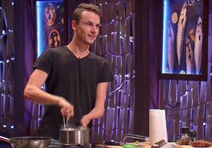 Amatérský kuchař Honza má jen šest prstů, přesto nadchne porotu.