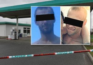 Policisté zatkli údajné vrahy nelahozeveské čerpadlářky.
