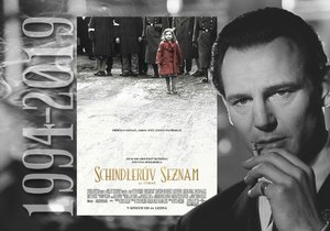 Před dvaceti pěti lety vznikl Schindlerův seznam, jeden z nejzásadnějších filmů všech dob. U příležitosti tohoto výročí se znovu vrací do kin, doplněný předmluvou režiséra Stevena Spielberga.