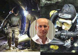 Pravda o záchraně chlapců z jeskyně v Thajsku