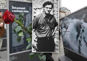 """Nenávist až za hrob i """"probuzení mrtvých"""": Pamětníci na Václavském náměstí vzpomínali na leden 1969"""