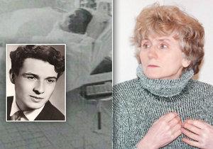 Lékařka Zdenka Kmuníčková popsala poslední chvíle Jana Palacha.