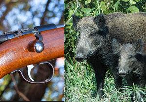 Chorvatský biskup při lovu na divočáky omylem postřelil člověka.
