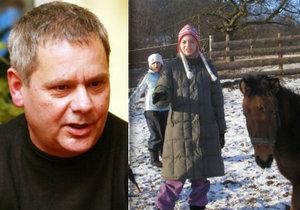 Antonín Navrátil alias Honza z Kamarádů: Už 27 let bojuje o postiženou dceru!