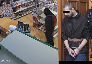 Temná minulost komplice údajného vraha pumpařky Jany: Dluh, drogy, přítelkyně ve vězení