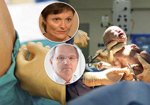 Epidurál u porodu jako pomoc, nebo hrozba? Císař je horší, shodují se experti