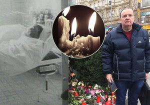 """Jako 11letý byl za Palachem v nemocnici: """"Příšerný pocit,"""" říká Martin (61). Návštěva mu změnila život"""
