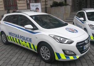 Městská policie Praha (Ilustrační foto)