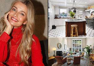 Pavlína Pořízková prodává luxusní dům v New Yorku za 343 milionů korun.
