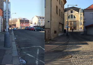 Po rekonstrukci Zenklovy ulice nejde vyjíždět z ulice Stejskalova, Praha 8 hledá alternativu.