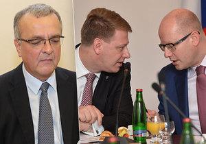 Miroslav Kalousek, Tomáš Prouza a Bohuslav Sobotka, Kalousek si dá jogurt i 2–3 týdny po datu spotřeby, Prouza zmínil 2–3 dny.