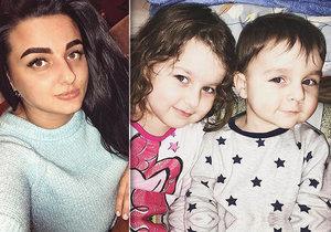 Elena Karimova zavraždila své děti. Jejich mrtvolky poté zapálila.