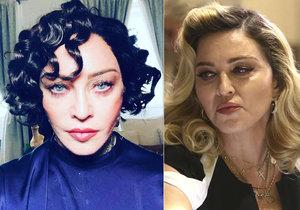 Zpěvačka Madonna změnila image