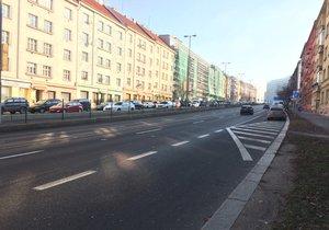 Severojižní magistrálu na území Prahy 4 rozděluje plot, radnice to kritizuje.