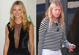 Gwyneth Paltrow trochu make-upu prostě potřebuje...