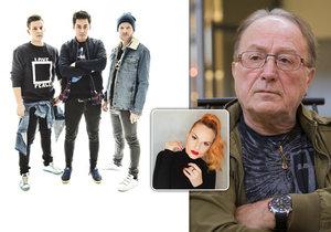 Celebrity se bouří proti novele zákona
