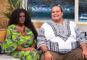 Martina Big a její manžel Michael Eurwen