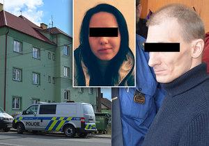 Soud vynesl verdikt kvůli vraždě mladé ženy ze Suchdolu nad Odrou.