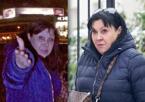 Policie definitivně potvrdila: Patrasová bourala namol! Hrozí jí 3 roky vězení