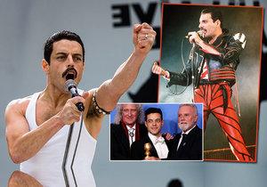 Fenomén biografického filmu Bohemian Rhapsody byl tématem pořadu Epicentrum 23.1.2019.