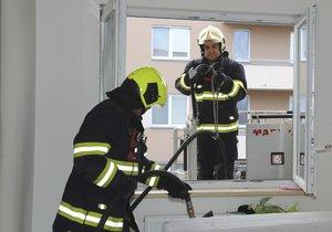 Ve středu 23. ledna 2019 v 14:58 hodin zasahovaly jednotky pražských hasičů z chodovské a krčské stanice v ulici Jurkovičova v Praze 11. V bytě obytného domu hořel vánoční stromek.