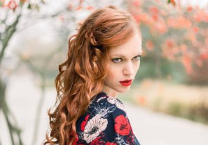 Ester Geislerová je s vlnami něžná a romantická