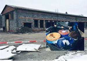 Ve Frýdku-Místku zasedá krizový štáb. Do sousedního Starého Města totiž Poláci nejspíše navezli dvě stovky palet nebezpečného odpadu.