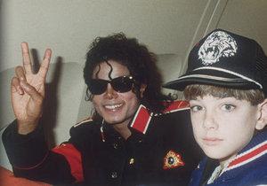 Michael Jackson (†50): Kupoval si děti na sex!