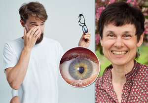 Hana Maslowská radí, jak zlepšit zrak