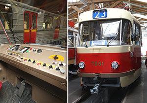 Na linku číslo dvě pražských tramvají bude nasazen unikátní vůz.