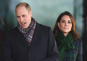 Vévodkyně Kate by se čtvrtému miminku nebránila. Ale co William...?