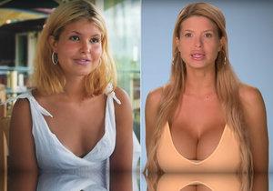Tina vybalila na plastického chirurga zvláštní požadavek: Chce, aby jí udělal vlastní korzet, který by udržel její obří prsa!