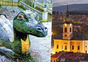 Trutnov - město, které hlídá drak!