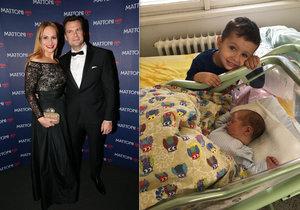 Absolonová 3 měsíce od porodu: Už bere kšefty, ale s podmínkou!