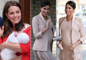 Žádná dovolená, Meghan bude rodit! Londýnská nemocnice kde rodila i Kate v pohotovosti
