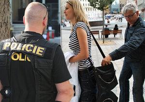 Pražská policie se ohlédla za minulým rokem. Co přinesl? (ilustrační foto)