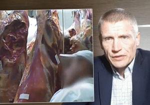 Redaktor polské televize TVN24, která přinesla zprávu o jatkách, kde se porážely nemocné krávy a jejich maso se odesílalo mimo jiné i na český trh, promluvil v rozhovoru pro Českou televizi o detailech celé kauzy.