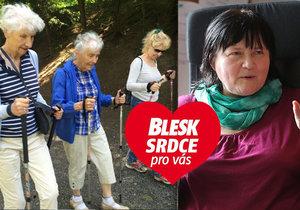 Organizace Právě teď! o.p.s. pomáhá aktivním seniorům: U nás zase najdou smysl života!
