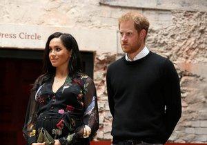 Princ Harry s těhotnou Meghan navštívili organizaci, která pomáhá prostitutkám na ulici.