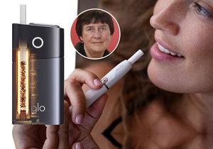 Test alternativ ke klasickým cigaretám