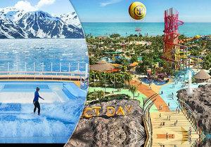 Práce snů - cestování po světě