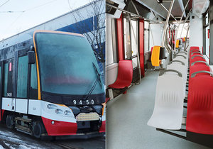 Do Prahy dorazila poslední tramvaj 15T ForCity. Od středy se bude testovat v ulicích Prahy.