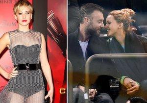 Jennifer Lawrenceová se zasnoubila!
