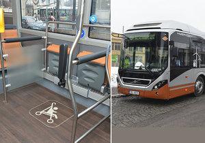 Dopravní podnik testuje hybridní autobus. Pokud se osvědčí, mělo by jich v Praze být víc.