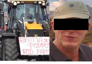Farmáře Vladimíra pravděpodobně zavraždila mafie