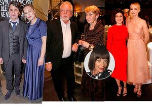 Františka hodnotí módní počiny na předávání Cen filmové kritiky