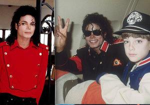 Michael Jackson měl k chlapcům velmi kladný vztah.