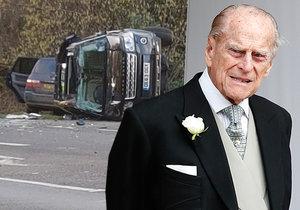 Princ Philip (97) odevzdal řidičák