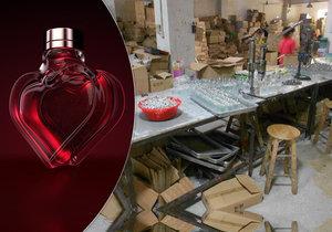 Parfémy obsahovaly krysí výkaly, moč a jedovatý kyanid.