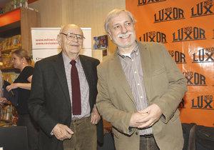 Václav Vorlíček a Zdeněk Zelenka